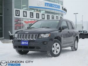 2014 Jeep Compass North Sunroof! One Owner!