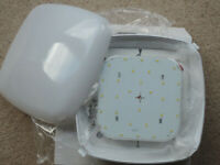 OUTDOOR PATIO WATERPROOF LIGHT, IP65 FOR SHED, PASSAGES, PATIO, LOFT