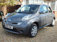 2008 Nissan Micra 1.2, Full Service History, 54,000 Miles, Immaculate Through Out