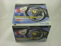 Boxed Thrustmaster Challenge 2 Racing Wheel for Gamecube -Very Good Condition