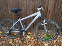 Specialized Hardrock bike for sale ,new brakes