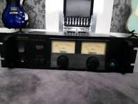 Realistic pa amplifier, 100 Watts