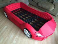 5ft kids car bed