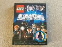 Lego Book - Lego Harry Potter Characters of the Magical World