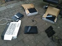 Sky Plus HD boxes and BT Vidsion box with remote excellent central London bargain