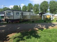 CARAVAN for hire 2018 (Billing Aquadrome). Northampton