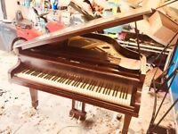 STUNNING CRAMER BABY GRAND PIANO