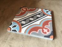 Encaustic Tiles - new in box - 2.2sqm