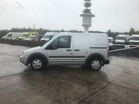 2012 SILVER FORD TRANSIT CONNECT 90 T200 T