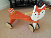 Childs ELC Wooden Bike
