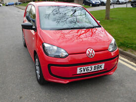 Only until 0930h on 26/04: VW Up! Excellent condition, one owner from new, summer & winter wheels.