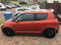 Suzuki swift 1.3 attitude 3door (79,000 miles)