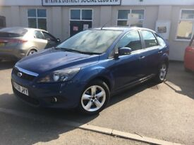 Ford Focus 1.8tdci Zetec Climate Pack