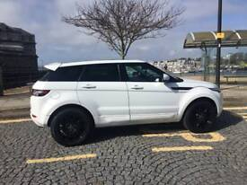 RANGE ROVER EVOQUE DISEL AUTOMATIC -2012. 1 year full Range Rover aftercare warranty remaining