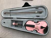 Pink violin - Perfect for beginners