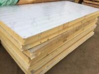 90mm foil backed insulation board £28 each