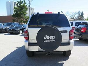 2007 Jeep Liberty Limited 4WD Cambridge Kitchener Area image 6