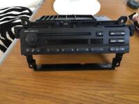 Bmw e46 Genuine radio