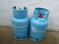 Empty 13kg Gas Cylinders for your barbeque