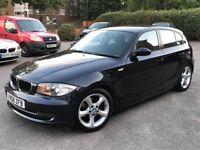 BMW 120D FULL YEAR MOT •• FSH !!
