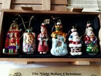 Thomas Pacconni Christmas decorations