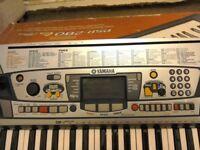 Yamaha electrical keyboard/piano for sale