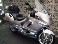 ***BMW K1200LT TOURING BIKE ONLY 34769 MILES***