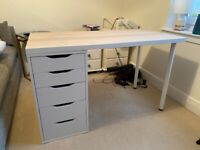 Ikea LAGKAPTEN / ALEX Desk