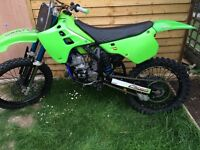 Kx 125 91 super evo not cr yz rm ktm