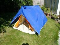 Lightweight tent, sleeps two