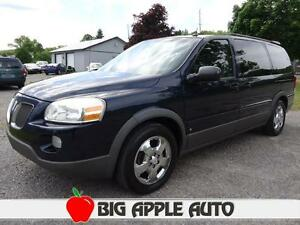 2006 Pontiac Montana SV6  EXT Leather DVD Remote Start and more!