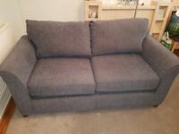Two seater sofa bed - excellent condition - sofabed