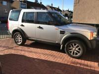 Land Rover Discovery 3 TDV6 2.7