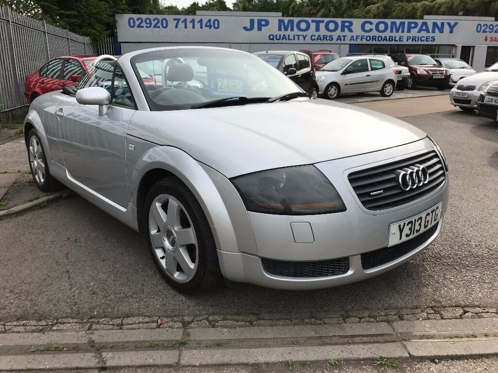 AUDI TT QUATTRO BHP CONVERTIBLE SOFT TOP ROADSTER WHEEL - 2001 audi tt quattro