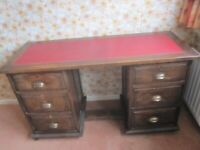 Desk - vintage