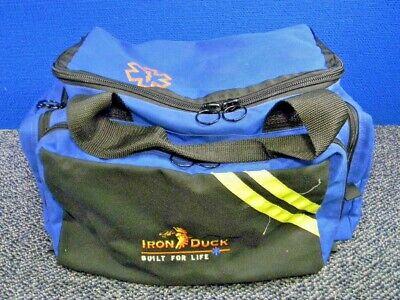 Iron Duck Emt Ems First Responder Bag Model 32350-rb