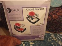 My child 2 in 1 car Walker and rocker - BRAND NEW - still boxed!