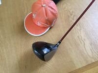 King cobra ss titanium driver 10.5 regular