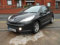 08 PEUGEOT 207 1.4 VTI SPORT + 5 DOOR + LOW MILES
