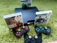 Play Station 3 Slim 320 GB