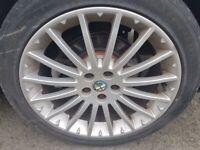 Alfa Romeo Alloy Wheel Requested