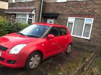 Suzuki swift lpg fitted low milage