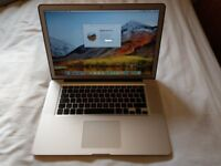 MacBook Pro 15 i7/8Gb/256SSD + Magic Mouse EXCELLENT CONDITION