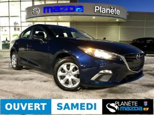 2015 MAZDA 3 GX AUTO AIR CRUISE BLUETOOTH