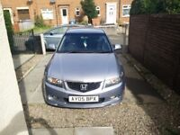 05 Honda Accord petrol 2.4 vtec Type S