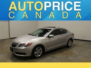 2013 Acura ILX MOONROOF|LEATHER|KEYLESS