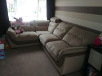 4/5 seater corner sofa
