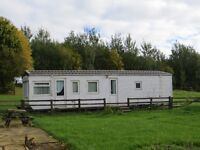 Static Caravan/ Mobile Home Offsite