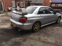 Subaru Impreza wrx blobeye