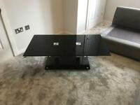 DFS coffee table not dining table looks lovely as a t.v stand